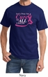 Breast Cancer Awareness Pray for a Cure Shirt