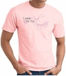 Breast Cancer Awareness T-shirt Wear Pink For My Daughter Pink Shirt