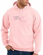 Breast Cancer Hoodie - I Wear Pink For My Friend Adult Pink Hoody