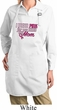Breast Cancer Pink for My Hero Ladies Full Length Apron with Pockets