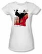 Bruce Lee Juniors T-shirt Kick It White