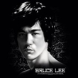 Bruce Lee Kids T-shirt Youth In your Face Black