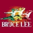 Bruce Lee Kids T-shirt Youth Tri Color Cardinal Red