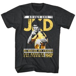 Bruce Lee Shirt Jay Kay Dee Black T-Shirt