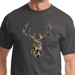 Camo Deer Mens Mossy Oak Shirts