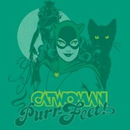 Catwoman T-shirts - Adult