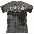 CBGB Shirt Punk You Sublimation Shirt Front/Back Print