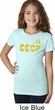 CCCP Insignia Girls Shirt