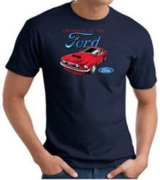 Chairman Of The Ford T-shirts
