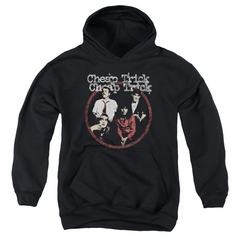 Cheap Trick Kids Hoodie Band Black Youth Hoody