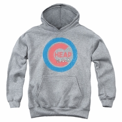 Cheap Trick Kids Hoodie Cub 3 Athletic Heather Youth Hoody
