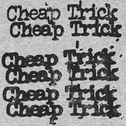 Cheap Trick Logo Shirts
