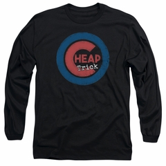 Cheap Trick Long Sleeve Shirt Cub 4 Black Tee T-Shirt