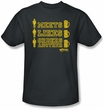 Cheers Fear Charcoal T-Shirt
