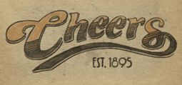 Cheers Logo Shirts