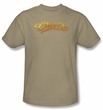 Cheers Sand Color Adult T-shirt