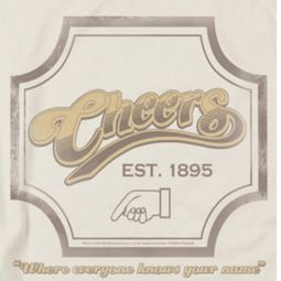 Cheers Sign Shirts