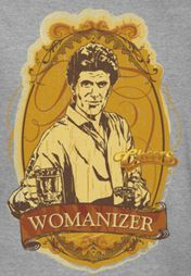 Cheers Womanizer Shirts