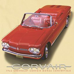 Chevy 1962 Corvair Shirts