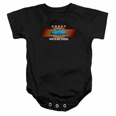 Chevy Baby Romper We'll Be There TV Spot Black Infant Babies Creeper