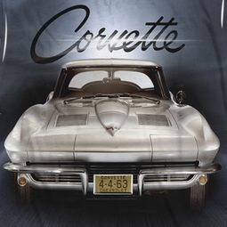Chevy Corvette Sting Ray Sublimation T-shirts