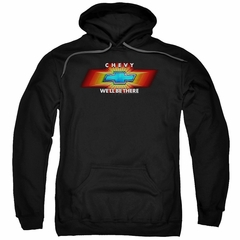 Chevy Hoodie We'll Be There TV Spot Black Sweatshirt Hoody