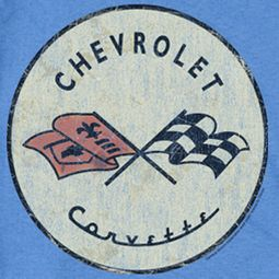Chevy Old Vette Shirts