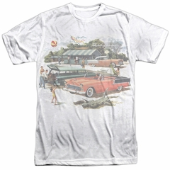 Chevy Shirt Bel Air Washed Out Classic Cars Sublimation Shirt