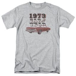 Chevy Shirt Car Of The Year Sports Grey T-Shirt