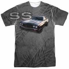 Chevy Shirt Chevelle SS Sublimation Shirt