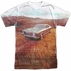 Chevy Shirt Monte Carlo Old Photo Sublimation Shirt