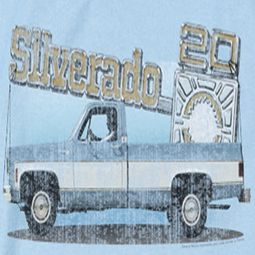 Chevy Silverado Shirts