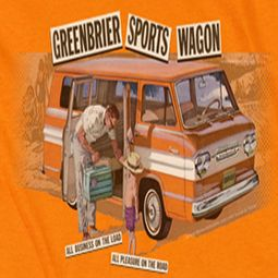 Chevy Sports Wagon Shirts