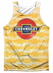 Chevy Tank Top Chevrolet Logo Sublimation Tanktop