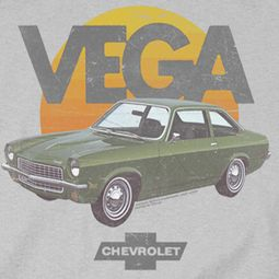 Chevy Vega Sunshine Shirts