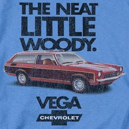 Chevy Vega Woody Shirts