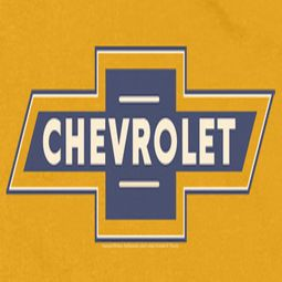 Chevy Vintage Bow Tie Shirts
