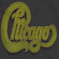 Chicago Distressed Logo Shirts