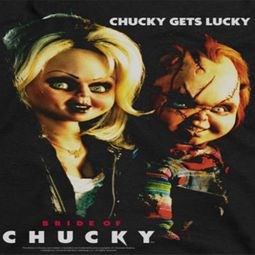 Child's Play Getting Lucky Shirts