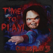 Child's Play Time To Play Shirts
