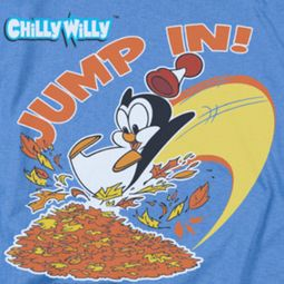 Chilly Willy Jump In Shirts