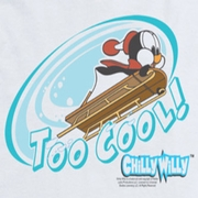 Chilly Willy Too Cool Shirts