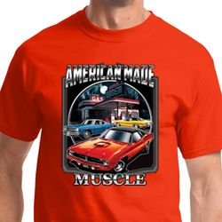 Chrysler American Made Muscle Mens Shirts