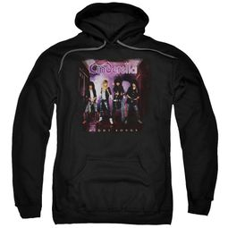 Cinderella Hoodie Night Songs Black Sweatshirt Hoody