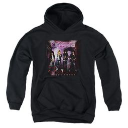 Cinderella Youth Hoodie Night Songs Black Kids Hoody