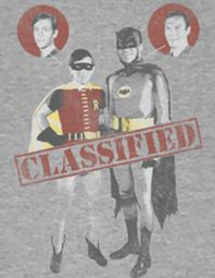 Classic Batman Classified Shirts