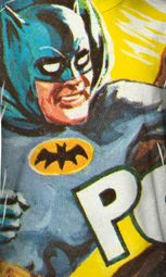 Classic Batman Punch Sublimation Shirts