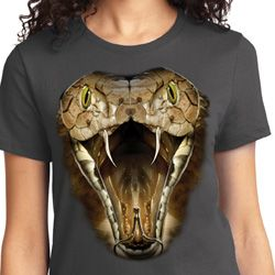 Cobra Snake Ladies Shirts