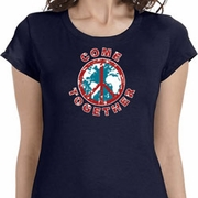 Come Together Ladies Shirts