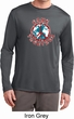 Come Together Mens Dry Wicking Long Sleeve Shirt